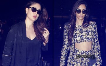 Kareena Kapoor Or Sonam Kapoor- Whose Travel Vogue Is Hotter?
