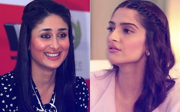 Sonam Kapoor Is 'Unhappy' With Kareena Kapoor. Here's Why...