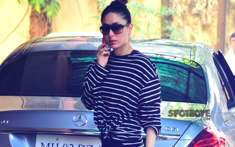 Kareena Kapoor Is Back In The City & She Has Already Hit The Gym!