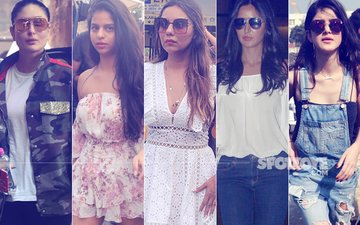 STUNNER OR BUMMER: Kareena Kapoor, Suhana Khan, Gauri Khan, Katrina Kaif Or Shanaya Kapoor?