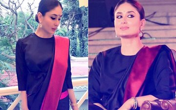 BLACK BEAUTY: Kareena Kapoor's Stunning Look At Bangalore International Film Festival