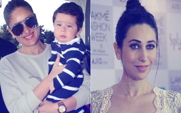 SECRET Details Of Taimur Ali Khan's First Birthday REVEALED