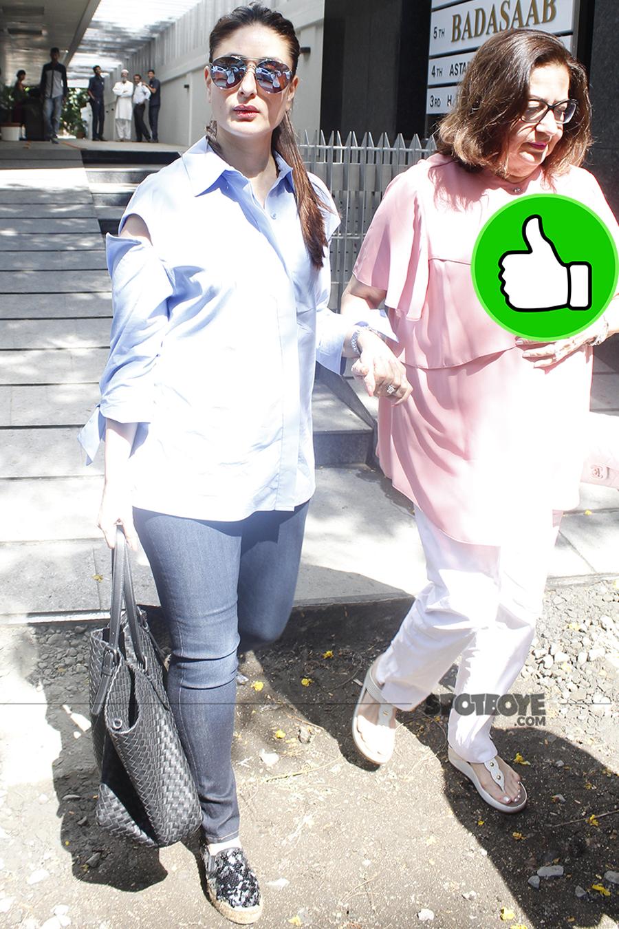 kareena kapoors casual look is awesome