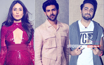 Secret Superstar Connection: After A Film With Kareena,  Kartik Aryan Hits The Road With Ayushmann