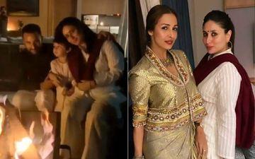 Diwali 2020: Malaika Arora-Jacqueline Fernandez Join Kareena Kapoor-Saif Ali Khan For Celebrations; Arjun Kapoor Is MIA