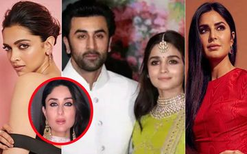 What Would Kareena Kapoor Do If She's Stuck In Lift With Ranbir Kapoor's Lover Alia Bhatt And Exes-Deepika And Katrina