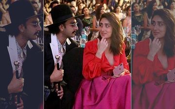 Before Takht Ranveer Singh And Kareena Kapoor Khan Treat Their Fans To This EPIC Photo