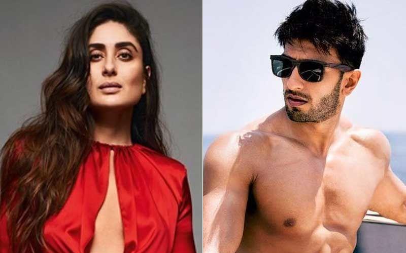 Kareena Kapoor Khan Wants Paparazzi To Go Click Ranveer Singh