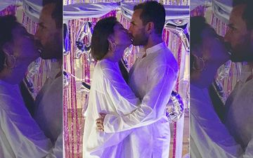 Kareena Kapoor Khan's Midnight Birthday Kiss With Saif Ali Khan Will Make Your Hearts Flutter: Watch Inside Videos And Pictures