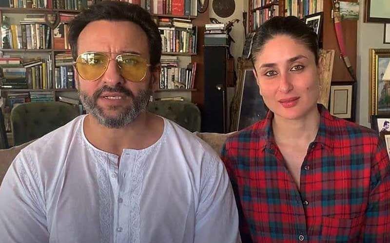 Kareena Kapoor Khan, Saif Ali Khan And Taimur To Shift To A Bigger Apartment; Family Utilising Free Time To Get Their Dream House Renovated