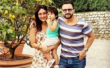 Kareena Kapoor Khan Just Revealed The Cutest Thing Taimur Does At Home – Watch Video
