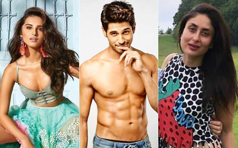 "Sidharth Malhotra Sees ""Potential In Tara Sutaria""; Wishes Kareena Kapoor Khan ""Wasn't Married And Was Single"""