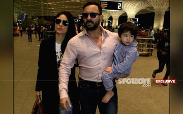 "Kareena Kapoor: ""I'm Leaving For Switzerland""- EXCLUSIVE"