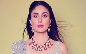 Preggers Kareena Kapoor Khan Looks Alluring In A White Kurta-Palazzo With A Striking Red Dupatta; Take Maternity Fashion Notes Ladies