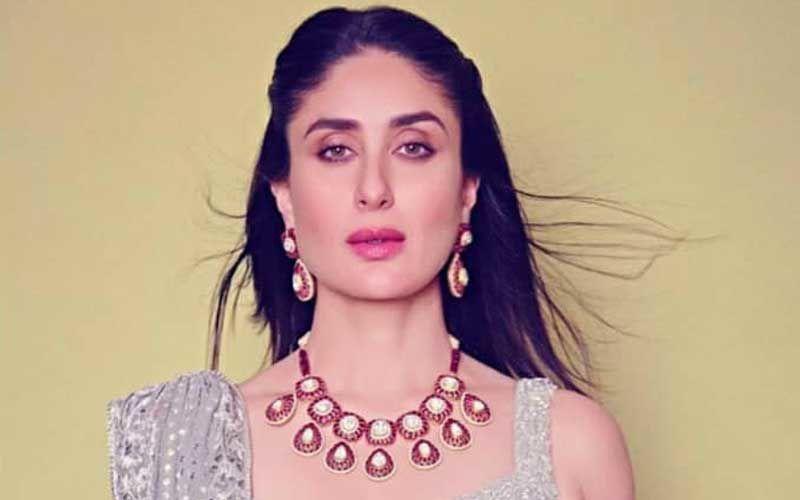 Preggers Kareena Kapoor Khan Looks Alluring In A White Kurta-Palazzo With A Striking Red Dupatta; Take Maternity Fashion Notes Ladies