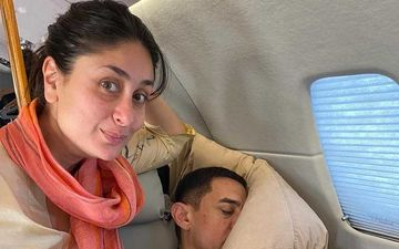 Aamir Khan Birthday: Kareena Kapoor Khan's Birthday Wish For Laal Singh Chaddha Co-Star Includes A 'Travel Pillow' - It's Quirky AF