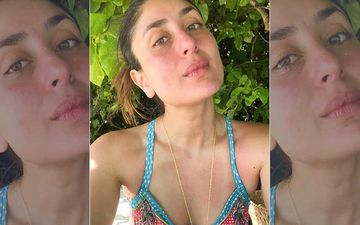 Second Time Pregnant Kareena Kapoor Khan Misses Her Beach Holidays Badly; Shares Stunning Throwback No Make-up Selfie