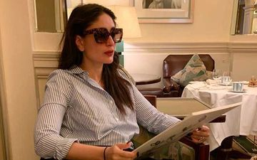 Preggers Kareena Kapoor Khan Shares Throwback Picture Showing Her Love For Food; Shares Deep Thought
