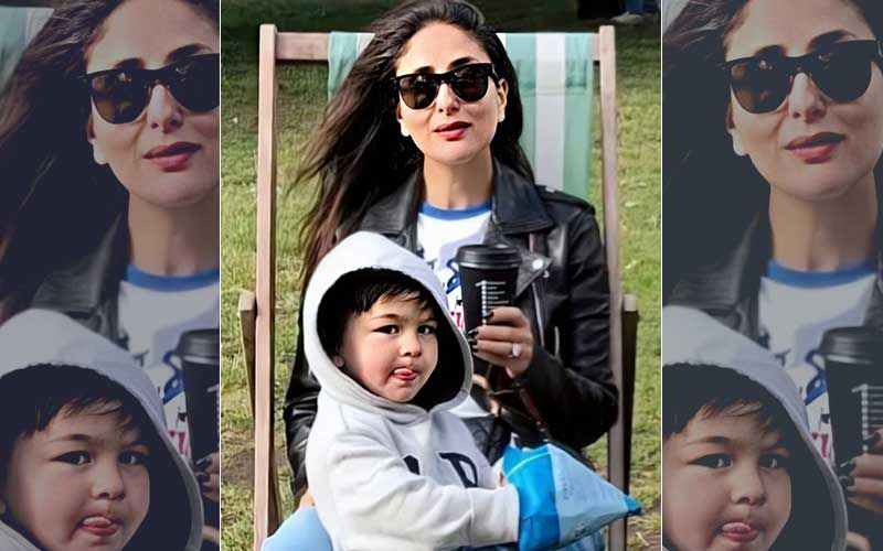 Kareena Kapoor Khan And Baby Taimur's UNSEEN Picture Is Too Adorable For Words – PIC INSIDE