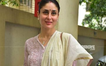 Preggers Kareena Kapoor Khan Flaunts Her Massive Baby Bump In A Tank Top Paired With Loose Pants As She Is SPOTTED Outside Her New Home- PIC INSIDE