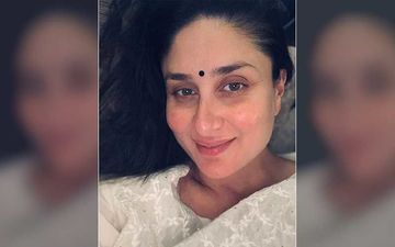 Ahead Of Her Due Date, Heavily Pregnant Kareena Kapoor Khan Steps Out In Style Sans Make-up; Actress Looks All Prepped Up