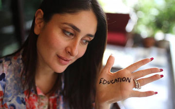 UNICEF Celeb Advocate Kareena Kapoor Khan Urges Fans To Brighten Up The Future Of Children By Gifting Them Education
