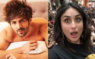 Kareena Kapoor Khan Asks Kartik Aaryan Who He Is Dating Currently; Actor FINALLY Answers The Big Q