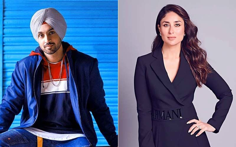 Move Over Kylie Jenner, Diljit Dosanjh is Currently Crushing on Kareena Kapoor Khan