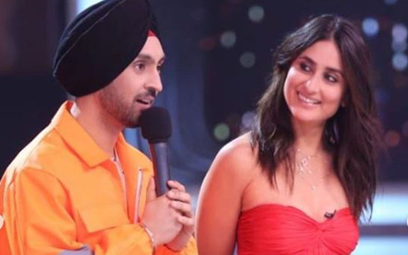 Kareena Kapoor Khan Not Happy With Fanboy Diljit Dosanjh's Silence On DID 7