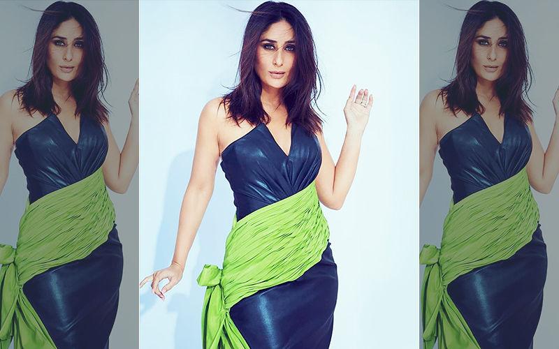 Kareena Kapoor Khan's Green Drape Dress That Made Trolls Target Her Is Worth ₹ 1 Lakh 60 Thousand