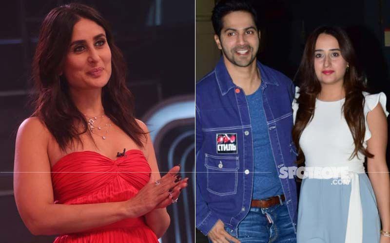 Kareena Kapoor Khan Confirms Varun Dhawan And Natasha Dalal Are ENGAGED; Coolie No 1 Star Says 'Wouldn't Have Minded A Live-In Relationship'