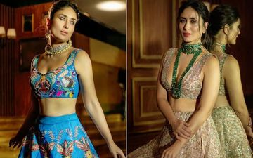 Kareena Kapoor Khan's Latest Photo Shoot For A Bridal Mag Is Inspiration-Heaven For NAUGHTY AND EXPERIMENTAL Brides