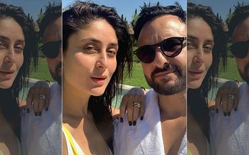 Kareena Kapoor Khan Is Praying For Italy Amid Coronavirus Outbreak; Shares An UNSEEN Photo With Saif At The Colosseum-PIC INSIDE