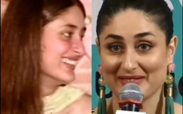 When Kareena Kapoor Khan Lacked Confidence To Tackle Media Questions; She Now Answers Them With Utmost Poise- Watch Then And Now Video
