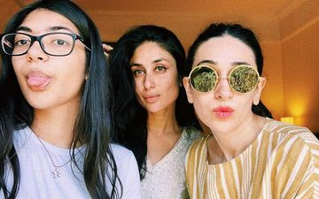 Kareena Kapoor Khan Celebrates 40th Birthday: Karisma Kapoor's Daughter Samaira Has An Adorable Nickname For Bebo Masi; Find Out