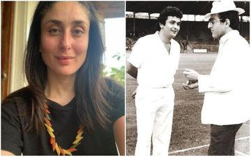 Rishi Kapoor Demise: Kareena Kapoor Khan Shares A Throwback Picture Of Bobby Star And Her FIL Mansoor Ali Khan; Calls Them 'Two Tigers'