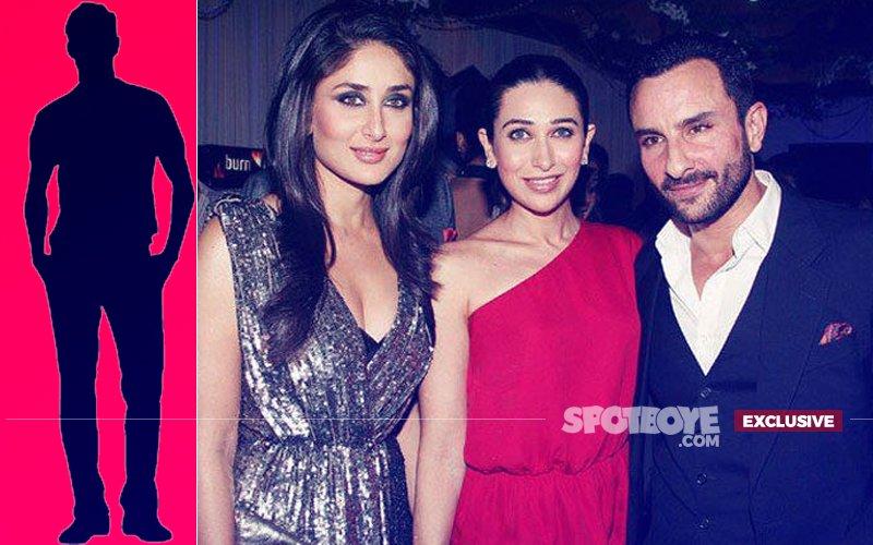 This Man Cannot Face Kareena Kapoor, Saif Ali Khan & Karisma Kapoor. Will He Hide?