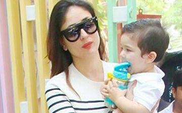 तैमूर का डाइट प्लान खुद तैयार करती हैं करीना कपूर खान, कहा पार्टीज़ में खाना माना है