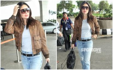 WARNING: Kareena Kapoor Khan May Set The Airport On Fire