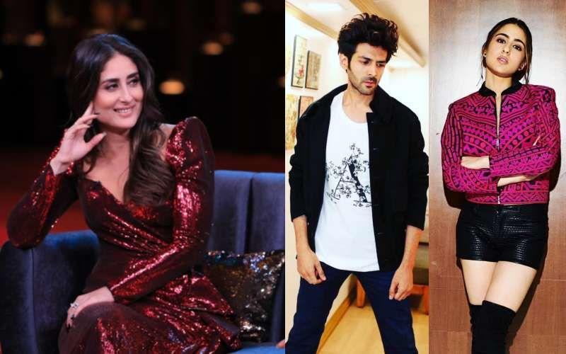 सारा अली खान और कार्तिक आर्यन की जोड़ी के बारे में ऐसा सोचती हैं करीना कपूर