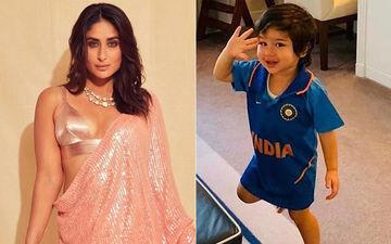 तैमूर को एक्टर नहीं बल्कि दादाजी की तरह क्रिकेटर बनाना चाहती हैं करीना कपूर खान