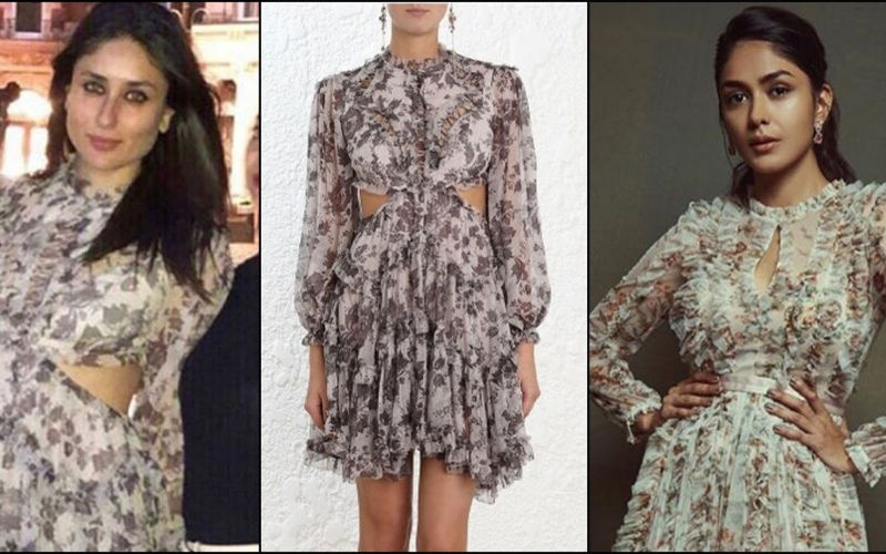 Kareena Kapoor Khan Vs Mrunal Thakur- Whose Style Did You Like More In The Flowy Floral Print?