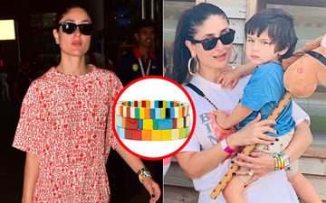 Kareena Kapoor Khan's Rainbow Bracelet That She's Been Wearing On Her London Staycation Is Worth How Much, Again?!