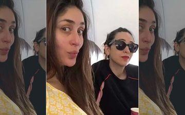 Karisma Kapoor Once Revealed She Was Trolled Over Kareena Kapoor Khan's Pout, Was Told 'Apni Behen Ko Kaho Itna Pout Na Kare'- VIDEO