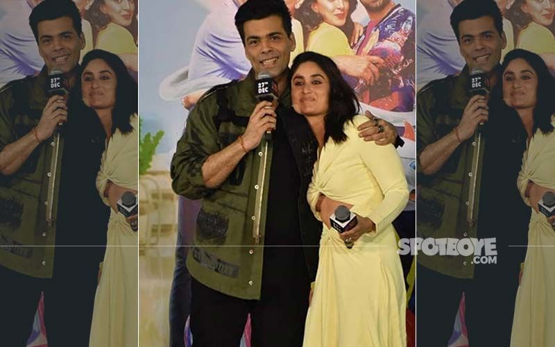 Preggers Kareena Kapoor Khan Is All Praise For BFF Karan Johar's Children's Book; Says 'Well Done My KJo'