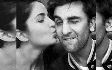 Fake Alert! Ranbir-kats Kissing Pic Is Photoshopped