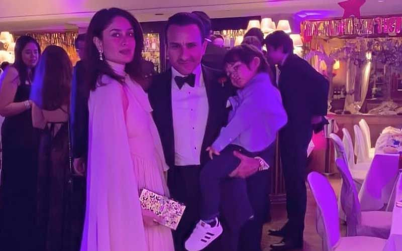 Kareena Kapoor Khan And Saif Ali Khan To Welcome Baby No 2 In March 2021; Confirms Father Randhir Kapoor
