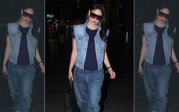 No One Does Denim-On-Denim Better Than Kareena Kapoor Khan!