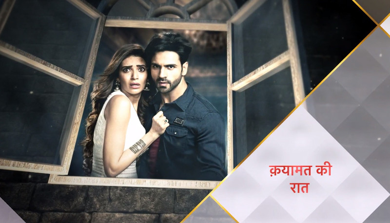 karishma tanna and vivek dahiya in kayamat ki raat