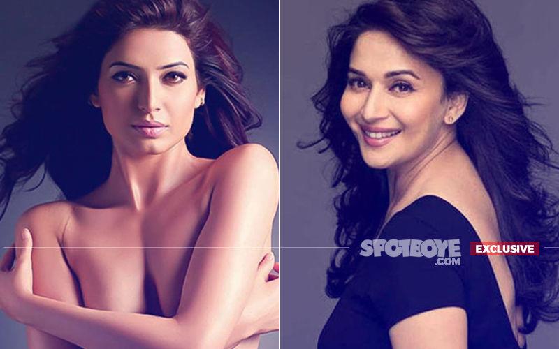 Is Karishma Tanna Playing Madhuri Dixit In Sanju? Hear It From The Hottie…